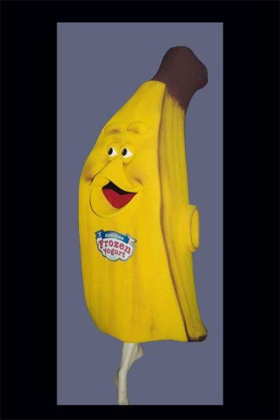banana-frozen-yogurt